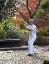 Qigong-Stellung: DTB-Trainer Dr. Langhoff